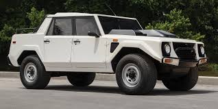 suv lamborghini interior for 180k this lamborghini lm002 is a lot of v12 italian suv