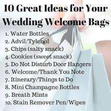wedding guest bags 315 best oot bags out of town guest bags images on