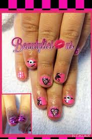 tropical nails nail design nail art nail salon irvine newport