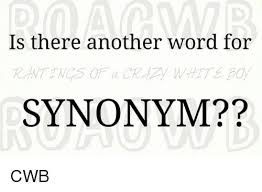 Meme Synonyms - is there another word for synonym cwb meme on me me