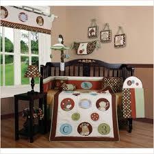 Geenny Crib Bedding Geenny Boutique Crib Bedding Set Animal Scholar 13 Baby