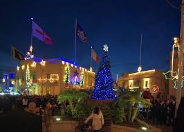 top 10 christmas light displays in us christmas vacations 15 of the best places to go cnn travel