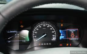 ford ranger interior 2015 ford ranger makes world debut in thailand image 320492