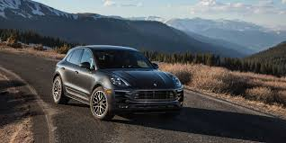 porsche macan 2017 porsche macan vehicles on display chicago auto show