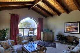 Vaulted Ceiling Living Room Design by Home Office Vaulted Ceiling Living Room And Kitchen Banquette