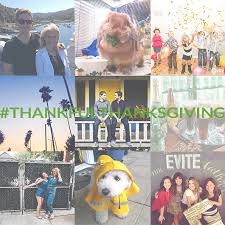 thankful thanksgiving contest evite