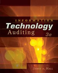 information technology auditing 3rd edition 9781439079119 cengage