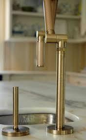 kohler brass kitchen faucets kitchen faucet center sink beautiful polished brass kohler