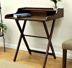 Home Office Desk With Storage by Folding Writing Desk Storage Portable Laptop Student Home Office