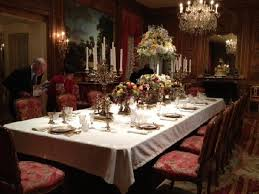 Mansions Dining Room Picture Of Hillwood Museum  Gardens - Mansion dining room