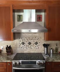 kitchen backsplash medallion inspirations and pineapple tile