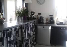 rideau sous evier cuisine rideau sous evier 435099 enchanteur meuble sous evier 90 et charmant