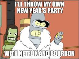 New Years Eve Meme - its pm and i have no new years eve plans meme guy