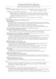 Perl Resume Sample by Resume Templates Latex Berathen Com