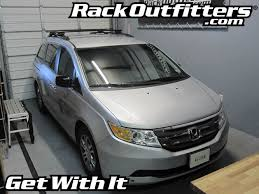 honda odyssey roof rails honda odyssey thule rapid crossroad black aeroblade base roof rack