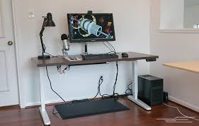 standing desk cable management standing desk tutordoctorwny01