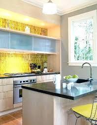 backsplash for yellow kitchen yellow kitchen backsplash yellow kitchen walls with backsplash