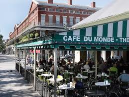 Cafe Awning Café Du Monde