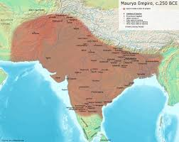 Brahmaputra River On Map Ancient Indian History Quick Guide