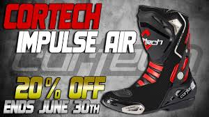 budget motorcycle boots cortech impulse air boots 20 off until june 30th from