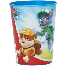 paw patrol 16 oz plastic party cup walmart