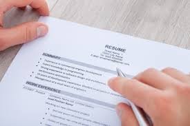 tips in writing resume cv writing tips fpr group