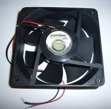 heavy duty 4 7 12 volt car audio lifier cooling fan