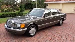 mercedes 560sel sold 1987 mercedes 560sel w126 for sale by auto haus of