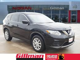 nissan rogue used 2016 certified pre owned 2016 nissan rogue s crossover for sale in