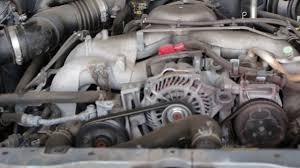 2009 subaru forester 2 5x engine run video stock 00217007 youtube