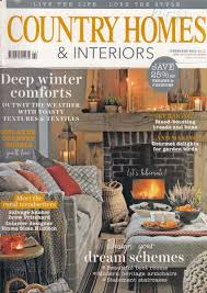 Country Homes And Interiors by Made By The Forge In The Press