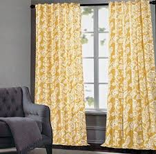 adorable yellow floral curtains and luxury large printed floral