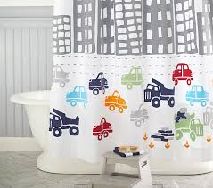 Shower Curtains For Guys Crafty Inspiration Ideas Boys Shower Curtain Fancy Curtains For