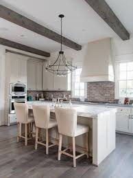 25 best farmhouse kitchen ideas houzz Kitchen Ideas With White Cabinets