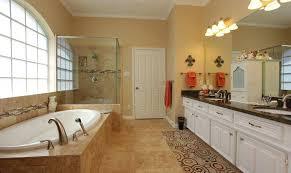 travertine tiles master bathroom ideas floor flooring master