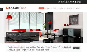 35 responsive wordpress business corporate themes lightning rank