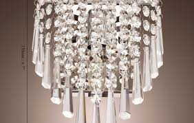 sweet picture of glass chandelier value commendable diy chandelier