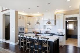 Candlelight Kitchen Cabinets White Kitchen Dark Island Restoration Hardware Island Pendants