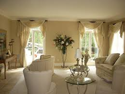 swag curtains for living room inspirations and valance images home