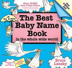 best baby book meadowbrook press the best baby name book