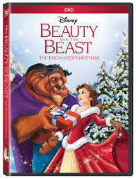 beauty beast enchanted christmas dvd products