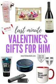 Gift Ideas For Him Last Minute Valentine U0027s Day Gift Ideas For Him The Fit Chocoholic