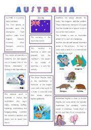 english worksheet english speaking country 4 new zealand
