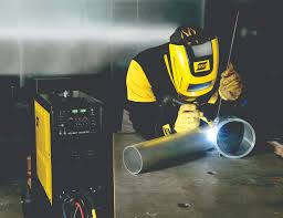 inverter based welding machines provide flexibility and ease of use