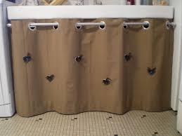 rideau pour meuble de cuisine mettre un rideau sur un meuble maison design bahbe com