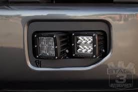 ford raptor fog light kit 2017 2015 2017 f150 rigid industries dual d series fog light bucket