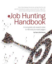 the job hunting handbook harry dahlstrom 9780940712652 amazon
