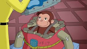 curious george season 2 episode 15 robot monkey hullabaloo