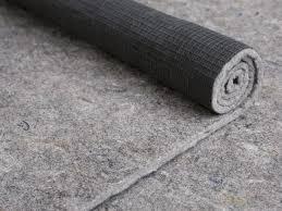 Rug On Carpet Pad Superior Lock 1 4