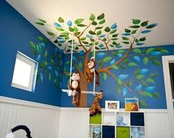Monkey Curtains Nursery Monkey Nurery Themes Nursery Wall Decal Monkey And Giraffe Kids